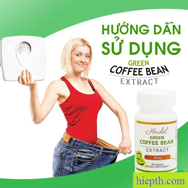 thuốc giảm cân green coffee bean có tốt không 2