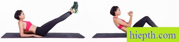 bài tập thể dục giảm cân toàn thân 1