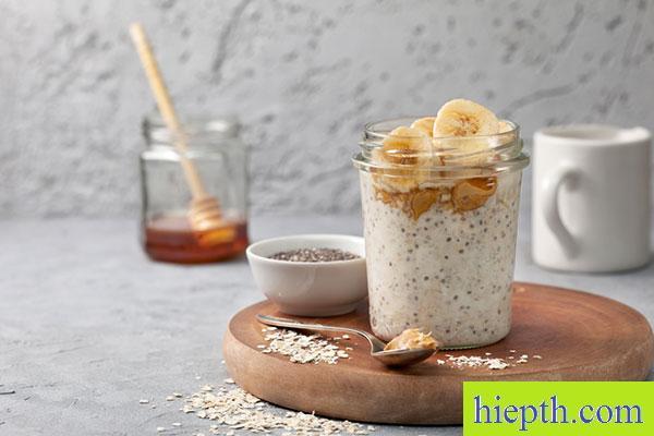 Hạt chia, sữa chua và mật ong là công thức giảm mỡ bụng hiệu quả