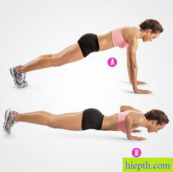 bài tập thể dục giảm cân toàn thân 4