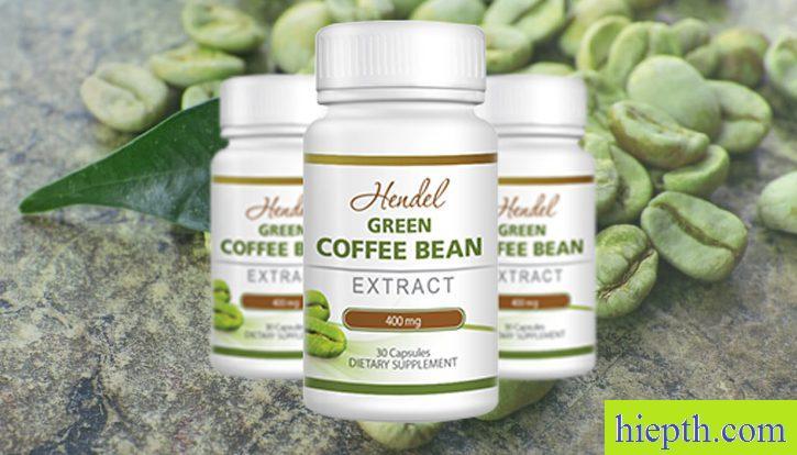 thuốc giảm cân green coffee bean có tốt không 1